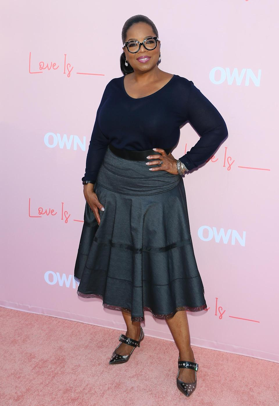 Do you have the same star sign as Oprah Winfrey? [Photo: Getty]