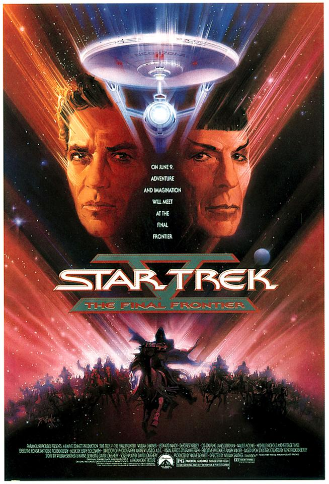 """Star Trek V: The Final Frontier"" - 1989"