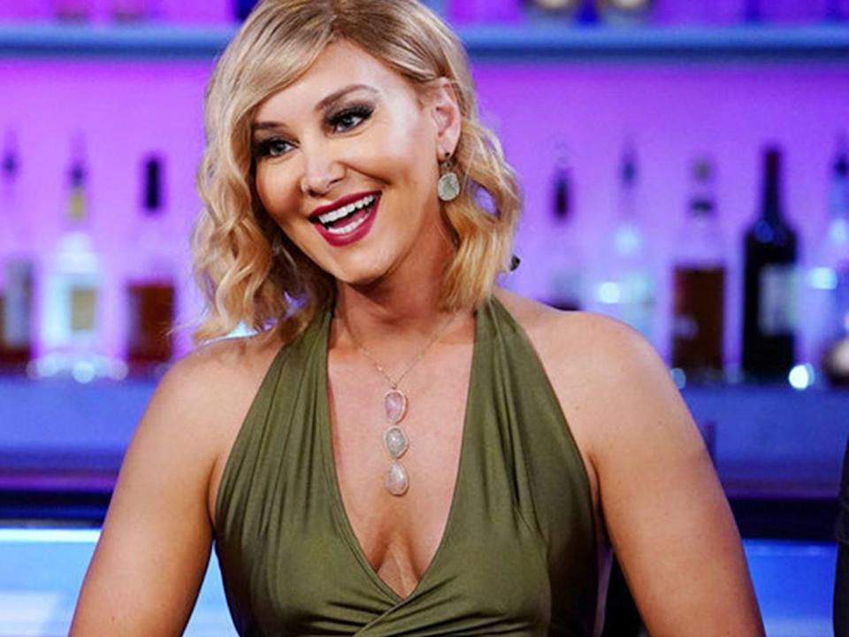 """Lee on a recent episode of Vanderpump Rules<span class=""""copyright"""">Photo: Courtesy of Bravo.</span>"""