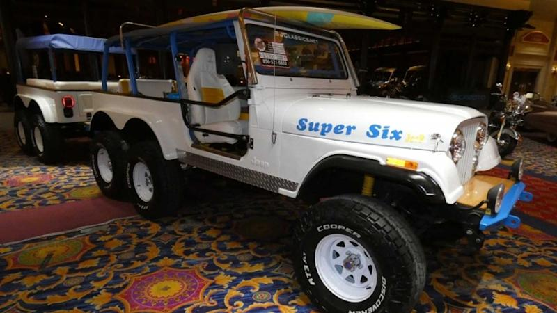 1992 Jeep CJ Wrangler Custom
