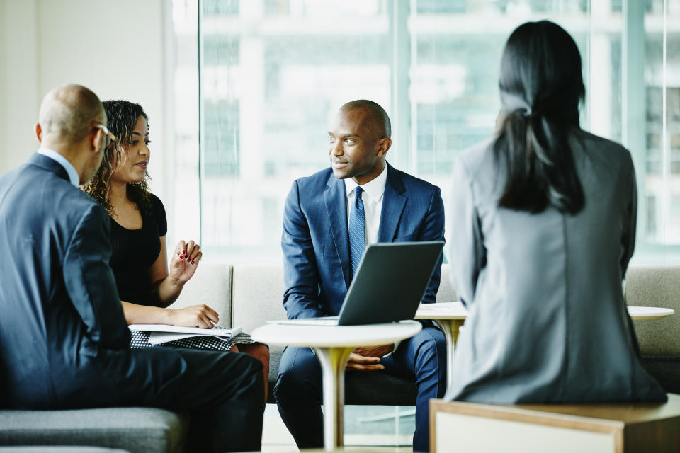 UK's biggest companies in the FTSE 100 have yet to appoint a single member of any ethnic background to their boards, according to a report. Photo: Getty