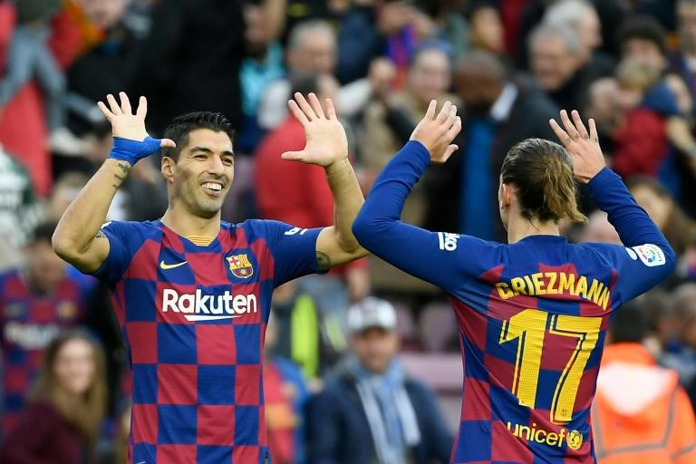 Antoine Griezmann can help Barcelona forget their loss of Luis Saurez