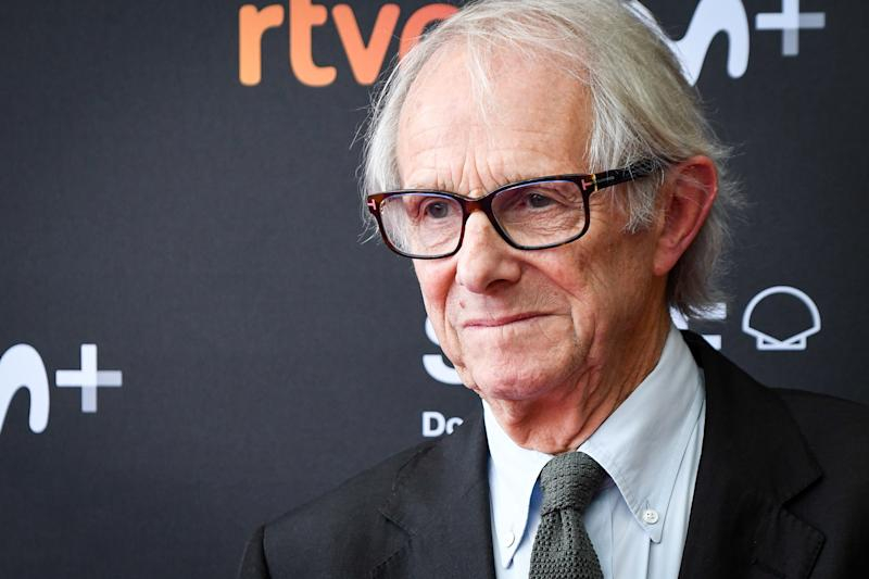 SAN SEBASTIAN, SPAIN - SEPTEMBER 25: Director Ken Loach attends 'Sorry We Missed You' photocall during 67th San Sebastian International Film Festival on September 25, 2019 in San Sebastian, Spain. (Photo by Carlos Alvarez/Getty Images)