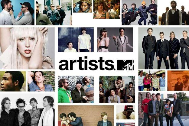 MTV launching artist platform to unify musicians' online music presence