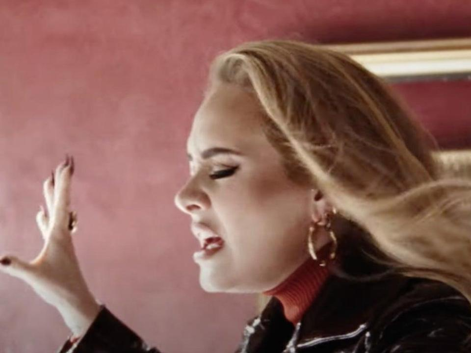 Adele's new song 'Easy On Me' has arrived  (YouTube/Still)
