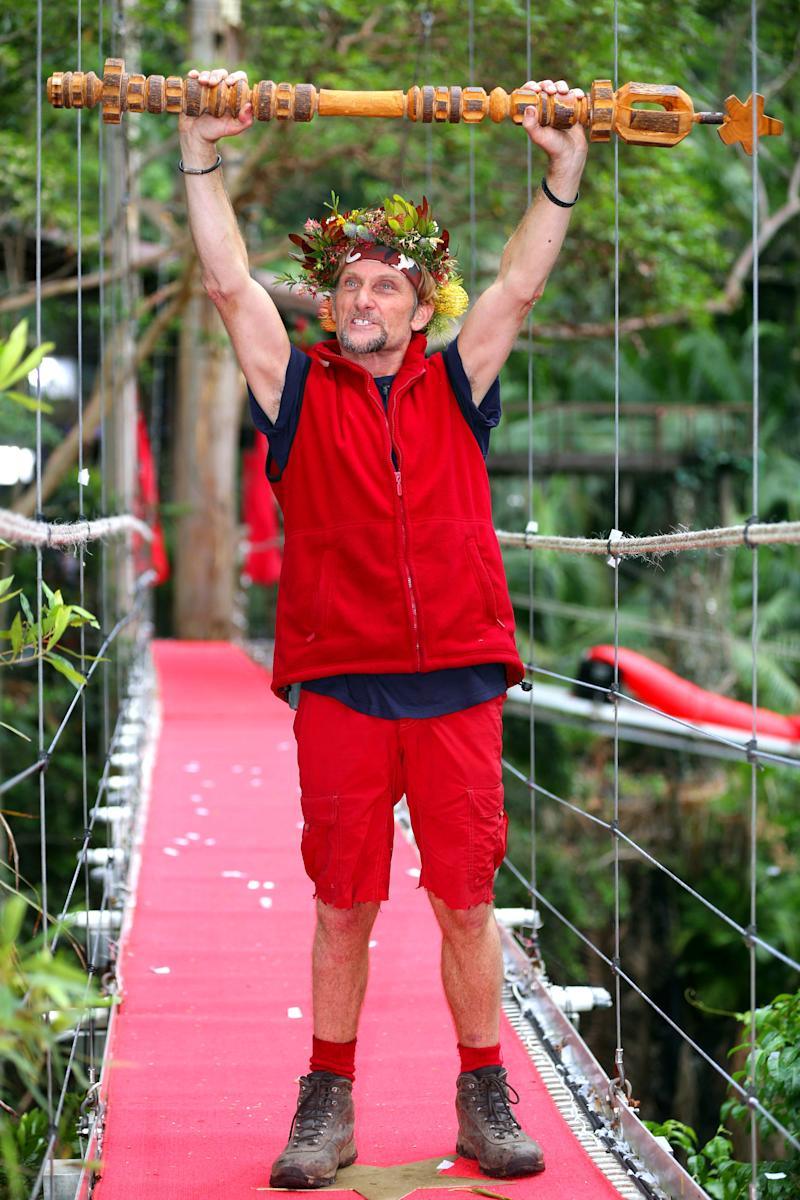 Series 15 (2014) <strong>Winner:</strong>&nbsp;Carl Fogarty&nbsp;<strong>Runner Up:</strong>&nbsp;Jake Quickenden