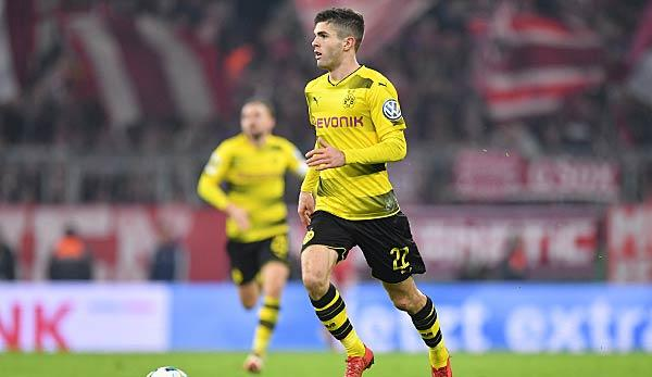 Premier League: Manchester United beobachtet offenbar Christian Pulisic