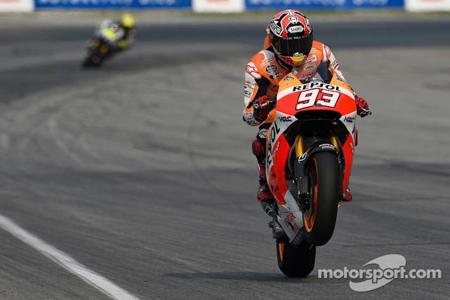 """<b>#6</b> 362 - Marc Márquez, 2014 (MotoGP) <span class=""""copyright"""">Red Bull GmbH and GEPA pictures GmbH</span>"""