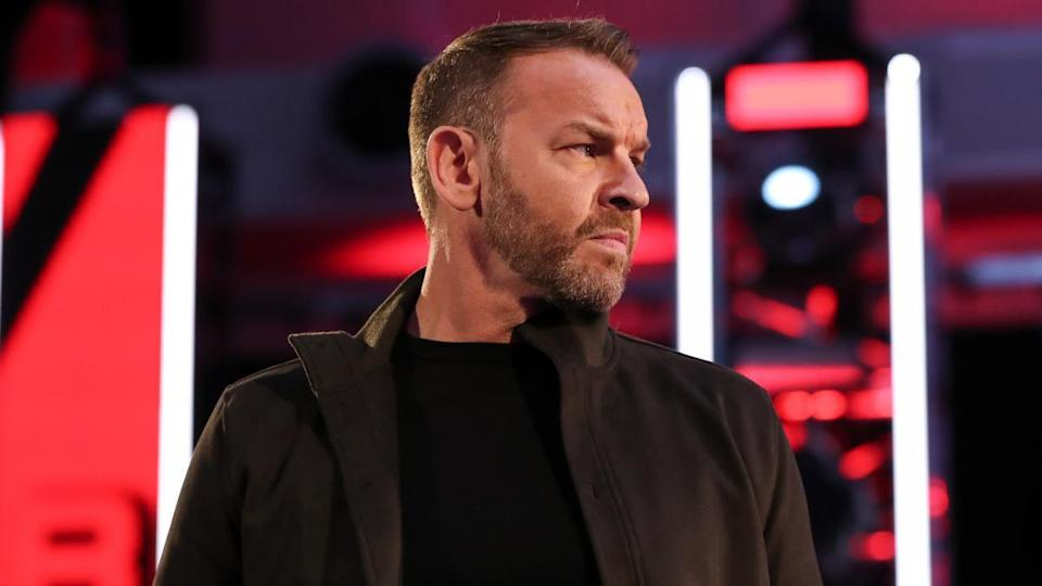 <p>Christian had only returned to a WWE ring in January</p> (WWE)