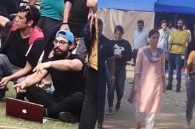 Laal Singh Chaddha: Leaked pics of Aamir and Kareena from the sets go viral