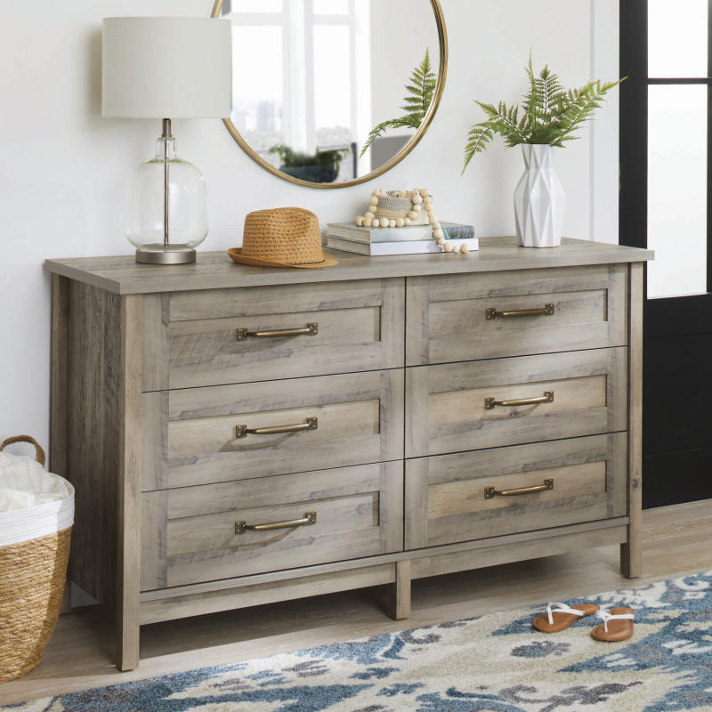 Farmhouse chic can now be yours. (Photo: Walmart)