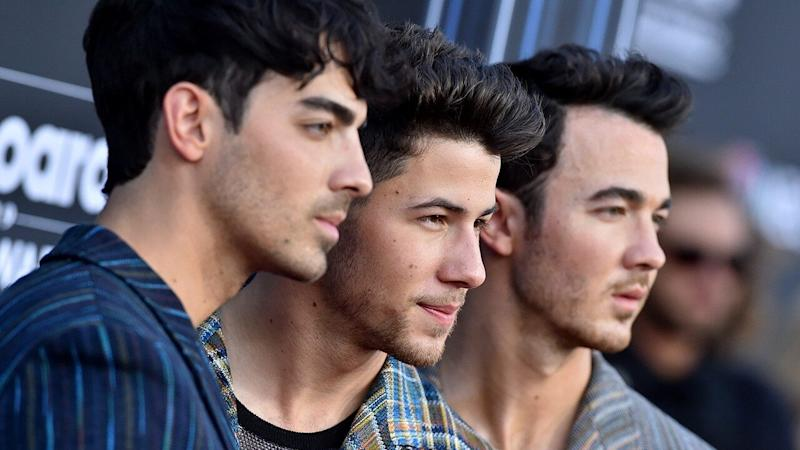 Jonas Brothers Documentary 'Chasing Happiness' Gets a