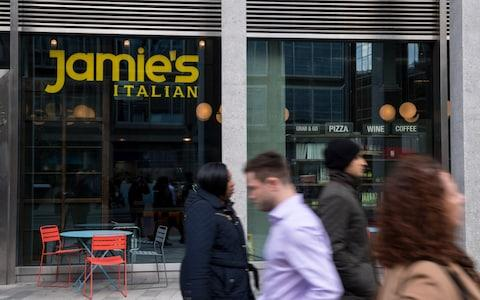 Jamie's Italian has to close 12 loss-making sites to keep trading - Credit: Chris J Ratcliffe