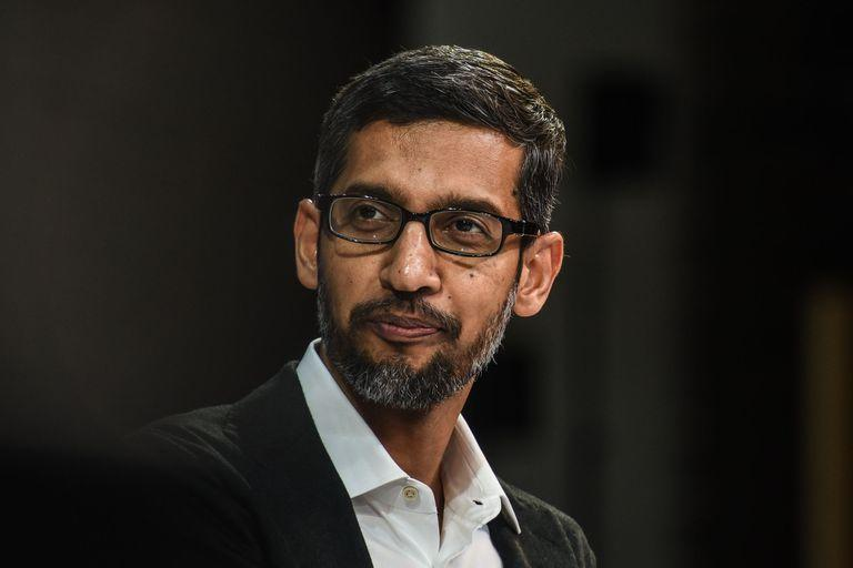 Sundar Pichai, actual CEO de Google