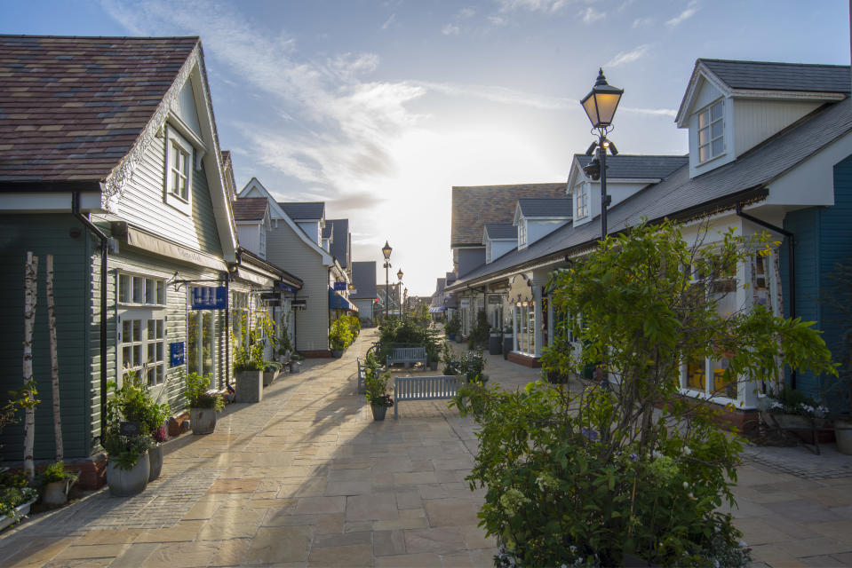 Bicester Village, in Oxfordshire, is the designer outlet you need to know about [Photo: Bicester Village]