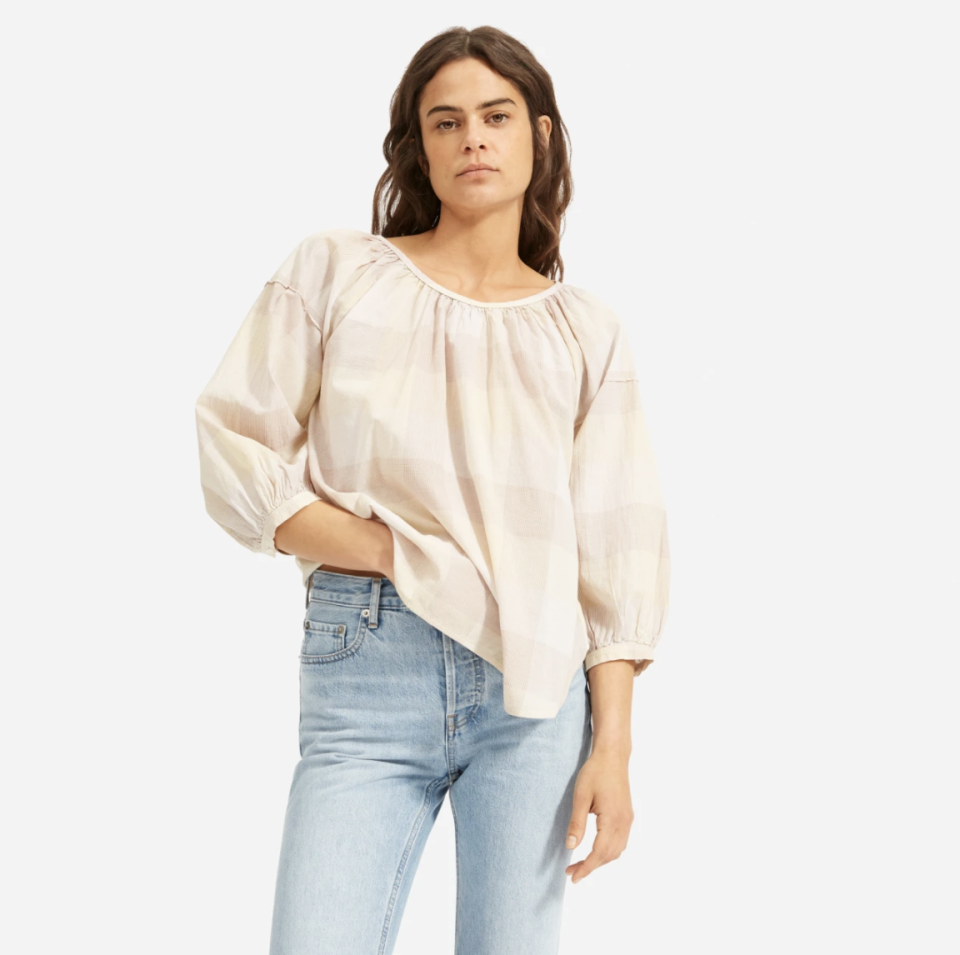 Easy, breezy and chic. (Photo: Everlane)