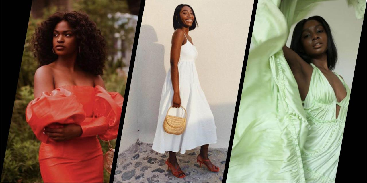 """<p class=""""body-dropcap"""">One of the best ways to support Black people right now, in addition to shopping <a href=""""https://www.harpersbazaar.com/uk/fashion/what-to-wear/g32740781/black-designers-fashion-brands/"""" target=""""_blank"""">Black-owned businesses</a>, is to elevate Black voices and creators on social media platforms. We all know how a platform like Instagram can change someone's life and encourage entrepreneurship. However, most of the top fashion and beauty faces we see across the grid are white. I often hear from non-Black people, """"There are no top influencers who are Black."""" And to that, I pose, have you ever thought that it's perhaps because you actively hit the follow button for only white influencers? It's time to diversify your Instagram feeds with inspiring Black activists, style icons, tastemakers, beauty mavens, and every creative in-between. Ahead, 90-plus accounts to get you started.</p>"""