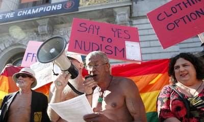 San Francisco May Ban Nudity In Public Places