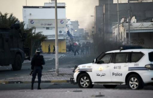Armed men attack Bahrain jail, release inmates: ministry