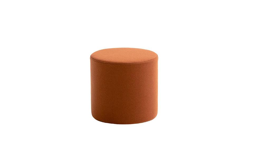 <p>Il pouf Taba, <strong>Moroso</strong>.</p>