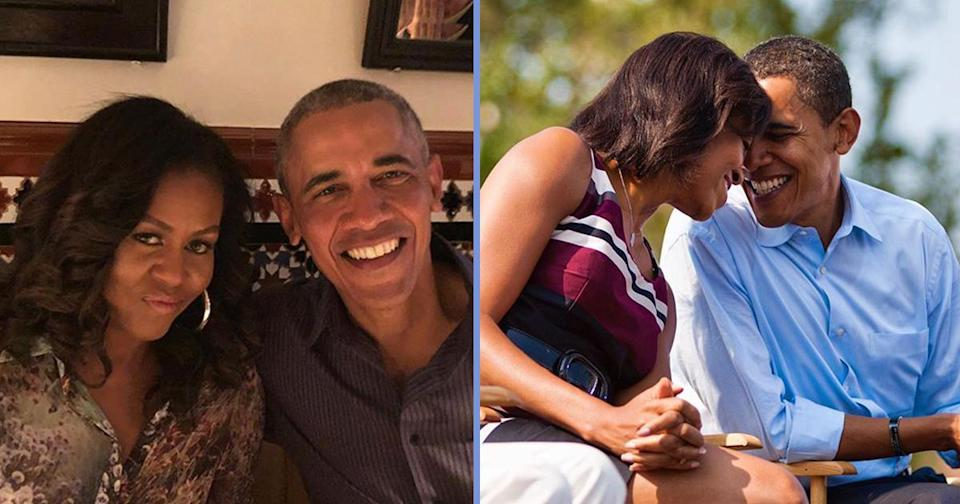 Barack And Michelle Obama Pen Touching 28th Wedding Anniversary Tributes