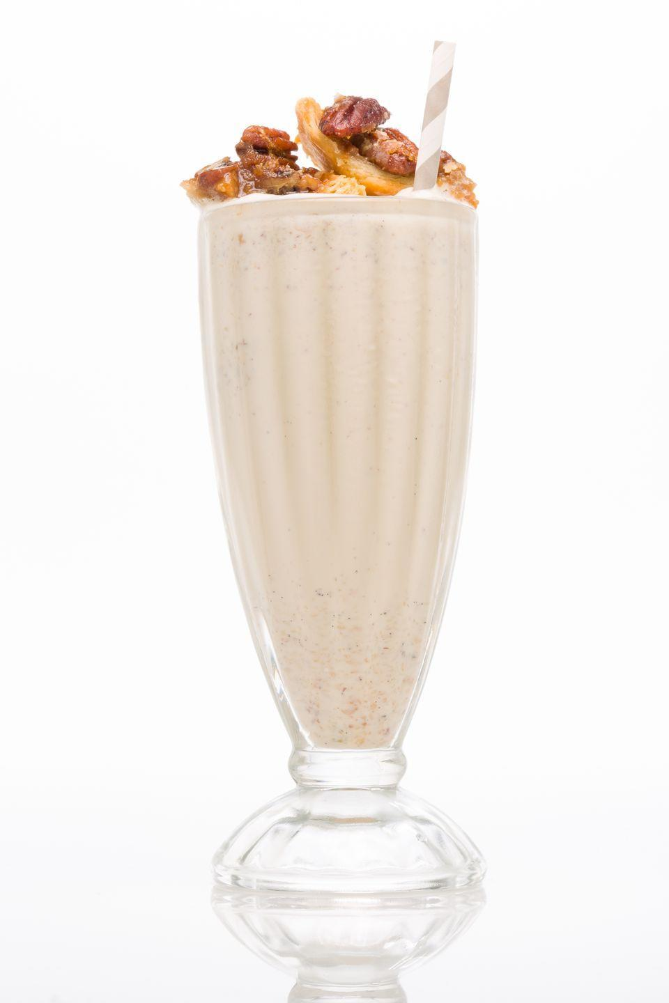 """<p>This is the one time you want to make sure you don't eat all the pecan pie.</p><p>Get the recipe from <a href=""""https://www.delish.com/cooking/recipe-ideas/recipes/a44645/leftover-pecan-pie-bourbon-shake-recipe/"""" rel=""""nofollow noopener"""" target=""""_blank"""" data-ylk=""""slk:Delish"""" class=""""link rapid-noclick-resp"""">Delish</a>.</p>"""