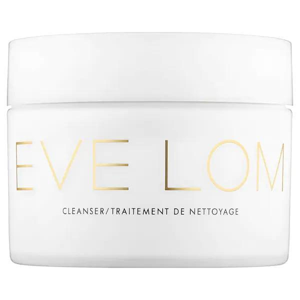 <p>This top-rated <span>Eve Lom Cleanser</span> ($135) decongests, exfoliates, tones, soothes, and deep cleanses skin, of course, while removing waterproof makeup at the same time. It's rich with four essentials oils (clove, eucalyptus, hops, and chamomile) - and there's even cocoa butter inside for extra moisture.</p>