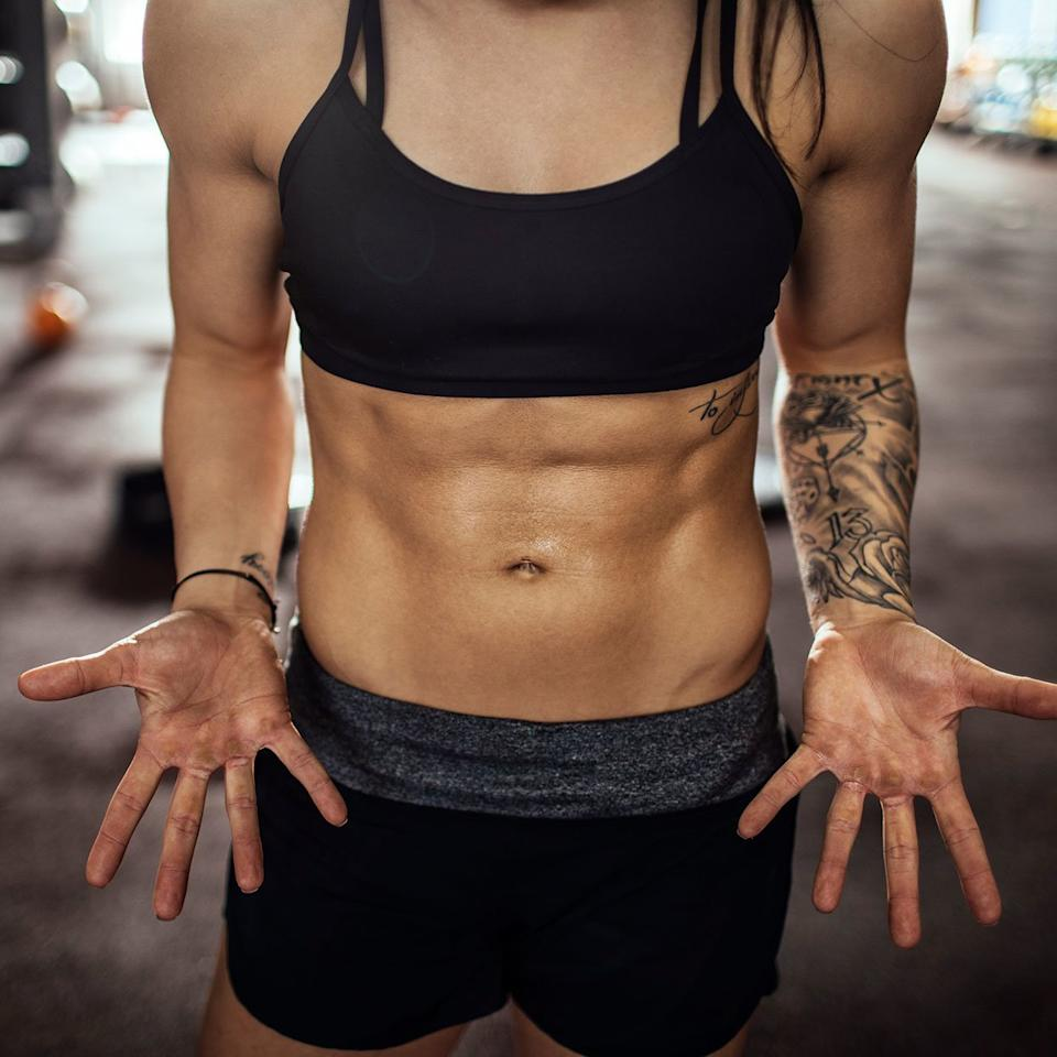"""<p>While we love a good abs workout, a killer core isn't just about a flat stomach. (See: <a href=""""https://www.shape.com/fitness/tips/why-its-so-important-have-core-strength"""" target=""""_blank"""">Why It's Important to Have a Strong Core</a>) That also means paying attention to your sides, or, more specifically, your obliques. Strong obliques (built by an oblique workout like the one below) will improve your posture, support your lower back, and make you feel tightened up all around your midsection. Plus, cut-outs and <a href=""""https://www.shape.com/fitness/clothes/8-crop-top-sports-bra-hybrids-we-love"""" target=""""_blank"""">crop tops</a> are still holding strong in the fashion world—and they're perfect for showing off chiseled obliques.</p> <p>But crunches won't do you any favors here. We tapped trainers with sick abs from across the country to share their best oblique workout moves. (Also try these <a href=""""https://www.shape.com/fitness/training-plans/obliques-exercises-core-workout"""" target=""""_blank"""">4 Oblique Exercises from J.Lo's Trainer</a>.) Get ready to sweat! </p> <p><strong>How it works: </strong>Perform these obliques exercises once through for a killer obliques workout, or pick your favorite and work them into your regular routine.<br /><strong>You'll need:</strong> a 12- to 15-pound kettlebell, Plyo box or another elevated surface, set of 5-10 lb weights. Optional: small exercise ball (which you can also use for these <a href=""""https://www.shape.com/fitness/videos/hardest-stability-ball-exercises-abs-strong-core"""" target=""""_blank"""">advanced abs and obliques exercises</a>).</p>"""