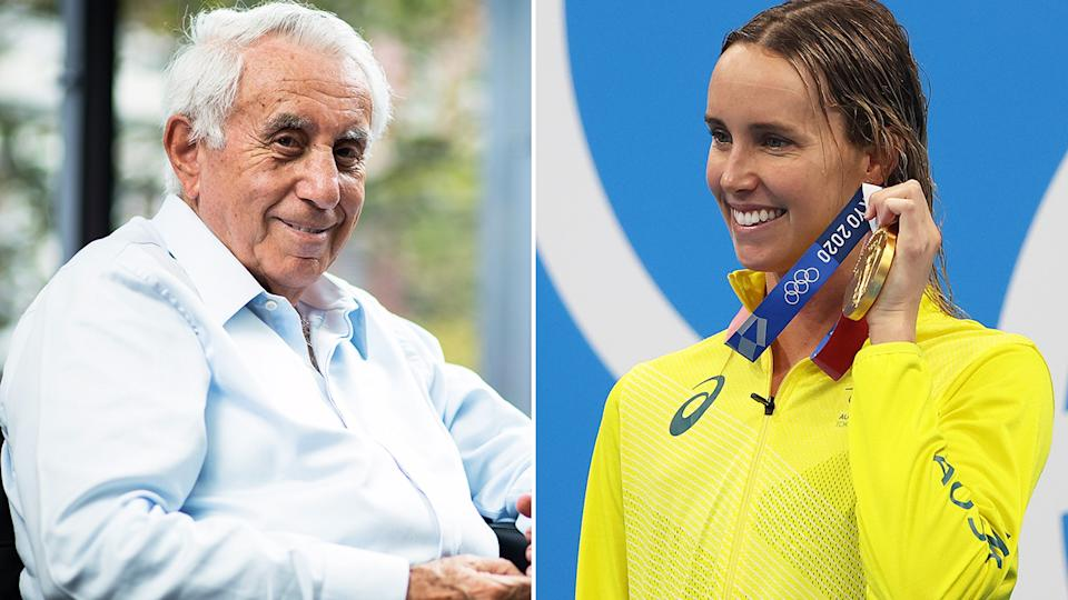 Billionaire Harry Triguboff has announced a $5000 payment to each Australian athlete who won a medal at the Tokyo Olympics, with his generosity welcomed by the Australian Olympic Committee. Pictures: Getty Images
