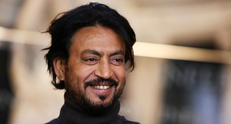 Irrfan Khan. Photo: Getty Images
