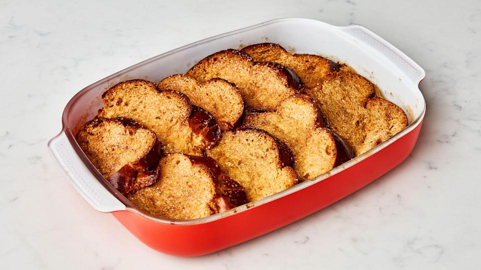 "<a href=""https://www.bonappetit.com/recipe/french-toast-casserole?mbid=synd_yahoo_rss"" rel=""nofollow noopener"" target=""_blank"" data-ylk=""slk:See recipe."" class=""link rapid-noclick-resp"">See recipe.</a>"