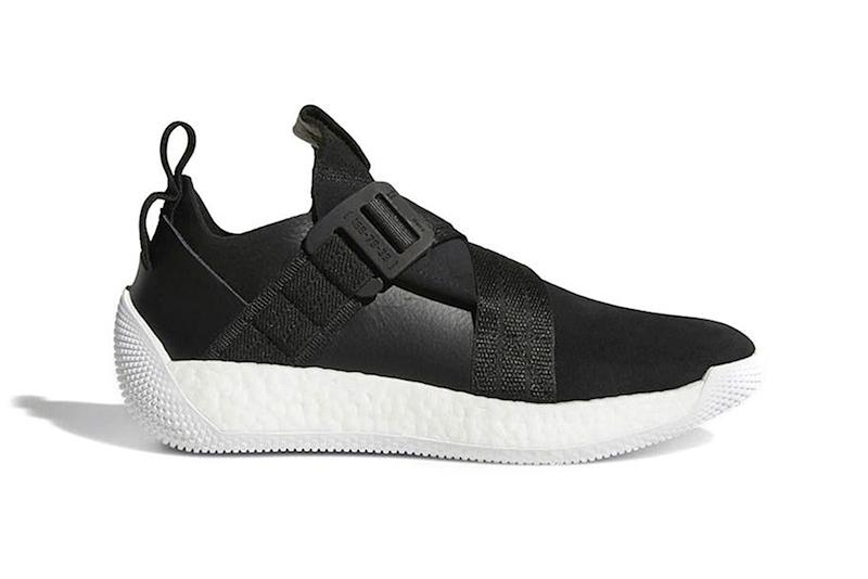 962f9b6e James Harden's New Adidas Lifestyle Sneaker Has a Stylish Buckle Design