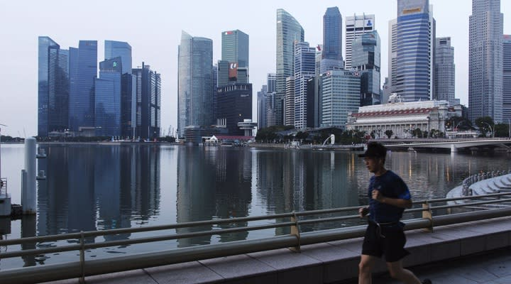 Singapore second safest country in the world