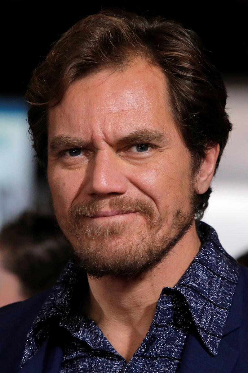 In case you were wondering, actor Michael Shannon absolutely, positively would not play Donald Trump in a movie. (Andrew Kelly / Reuters)