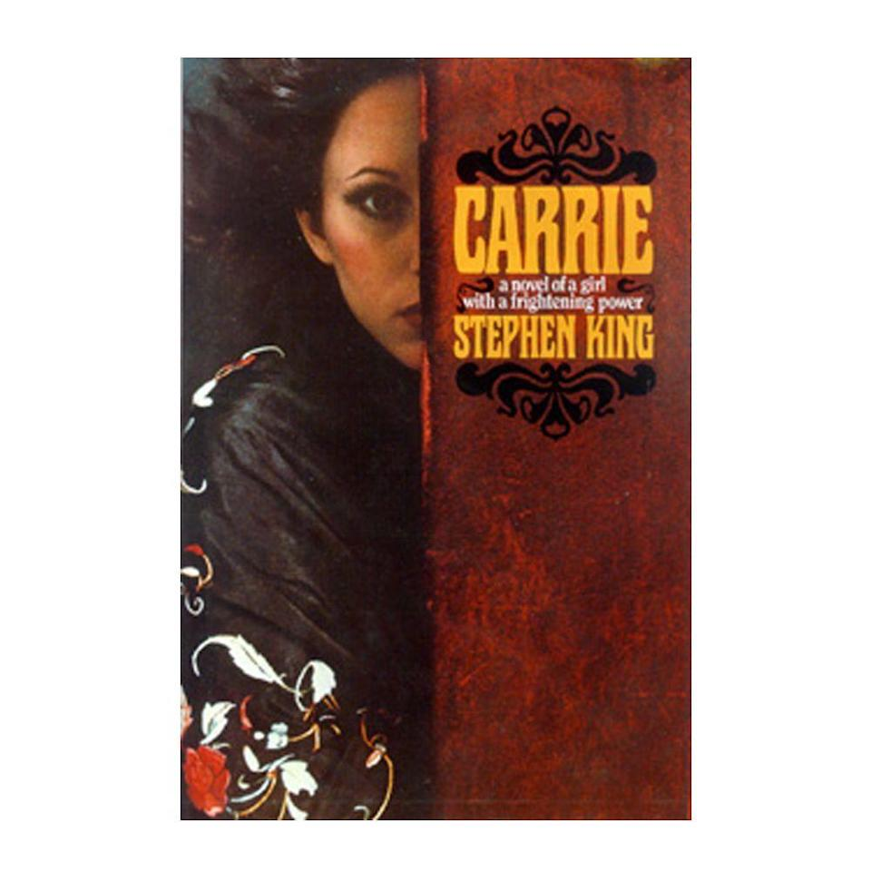 """<p><strong>$7.59 <a class=""""link rapid-noclick-resp"""" href=""""https://www.amazon.com/Carrie-Stephen-King/dp/0307743667/ref?tag=syn-yahoo-20&ascsubtag=%5Bartid%7C10054.g.35036418%5Bsrc%7Cyahoo-us"""" rel=""""nofollow noopener"""" target=""""_blank"""" data-ylk=""""slk:BUY NOW"""">BUY NOW</a><br></strong></p><p><strong>Genre:</strong> Thriller</p><p>Stephen King's first published novel, <em>Carrie </em>is a chilling tale about an unpopular teenage misfit who uses her newly discovered telekinetic powers to get tortuous revenge on school bullies. She quickly unleashes chaos in her Maine hometown, causing much of the story to be told uniquely through police reports and court documents.</p>"""