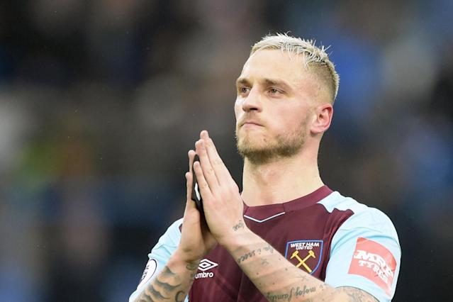 West Ham star Marko Arnautovic what 'happens will happen' amid Manchester United links