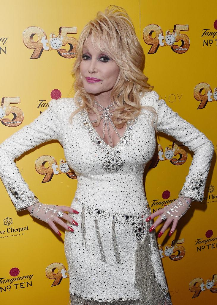 Dolly Parton urges everyone to get a COVID-19 vaccine. (Photo: Eamonn M. McCormack/Getty Images)