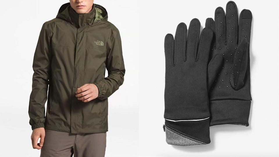 Keep warm this fall with stylish and functional hiking apparel.