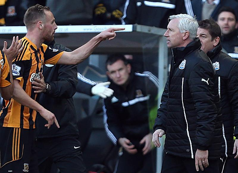 FA charges Newcastle manager Pardew for head butt