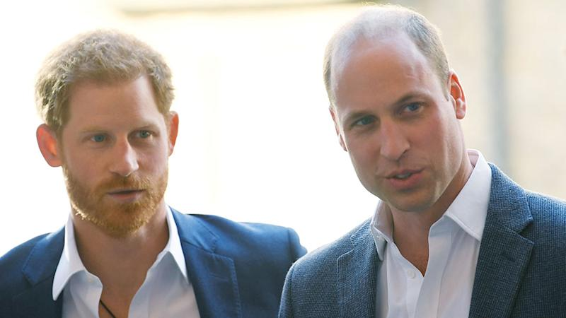 Prince Harry & Prince William's 'Resentment' Is Apparently Growing & We Can't Handle It