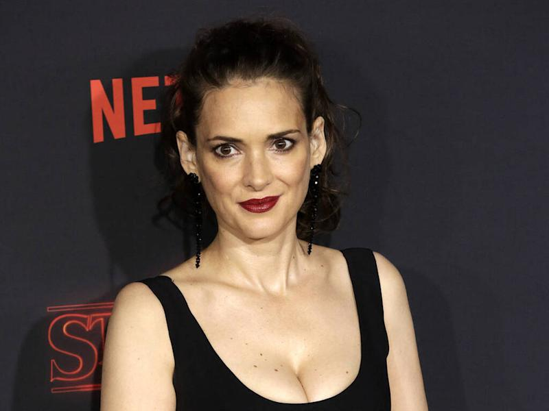 Winona Ryder: 'It's impossible for me to believe Johnny Depp is a violent man'