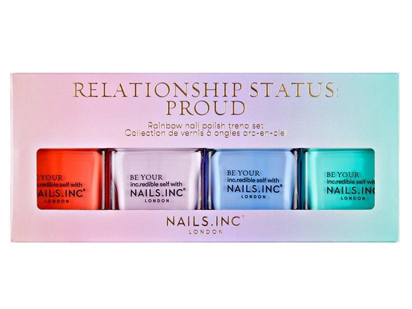 Nails Inc. Pride 2021 collection (Nails Inc.)