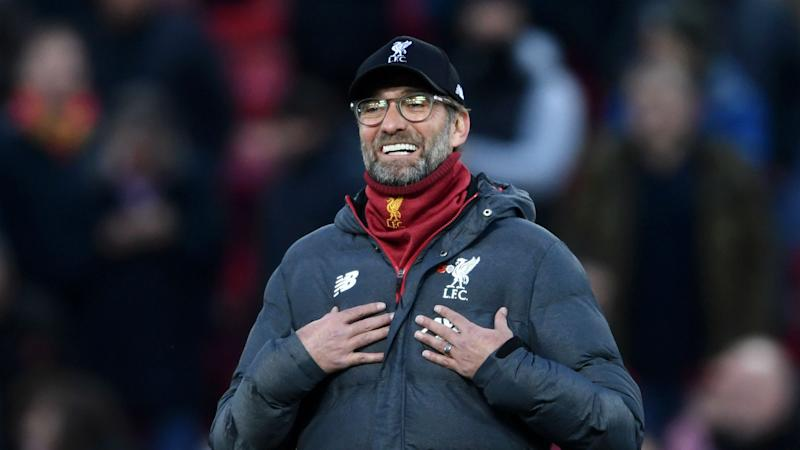 Klopp wants Liverpool to build on 'pretty much impossible' start