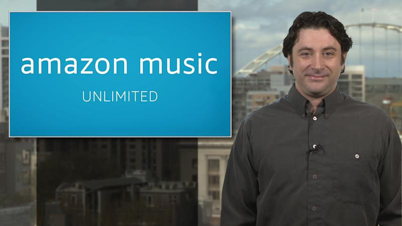 Amazon takes on Apple Music, Pandora and Spotify with new streaming service