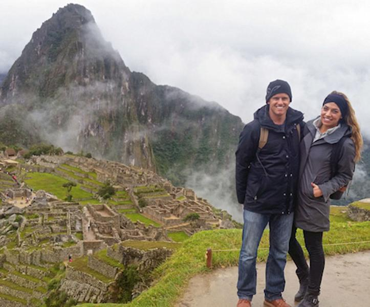 Woman travels to 7 wonders of the world in just 13 days