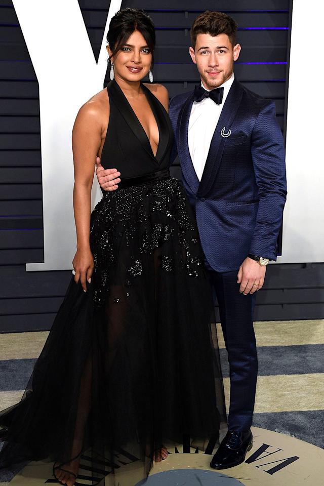 """<b>Who Said It?</b> Nick Jonas to Priyanka Chopra Jonas  Chopra Jonas revealed the opening line that kicked off her relationship with her now-husband while talking to<a href=""""https://www.etonline.com/priyanka-chopra-reveals-nick-jonas-opening-line-that-kicked-off-their-whirlwind-romance-exclusive""""><i> Entertainment Tonight</i></a> at a Bumble event. """"I actually didn't make the first move — he did,"""" she said. """"He texted me. The first time was a text and just saying, 'I think we should connect,' and whatever and that's how we started talking."""""""