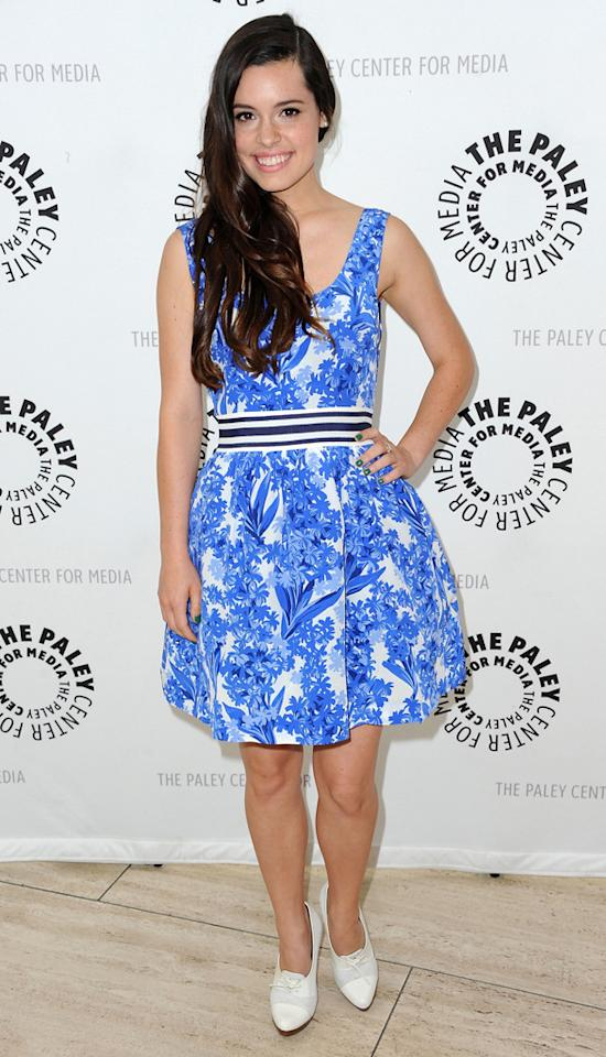 """Alex Frnka arrives at the Season 2 premiere screening of """"Awkward"""" at The Paley Center for Media on June 21, 2012 in Beverly Hills, California."""