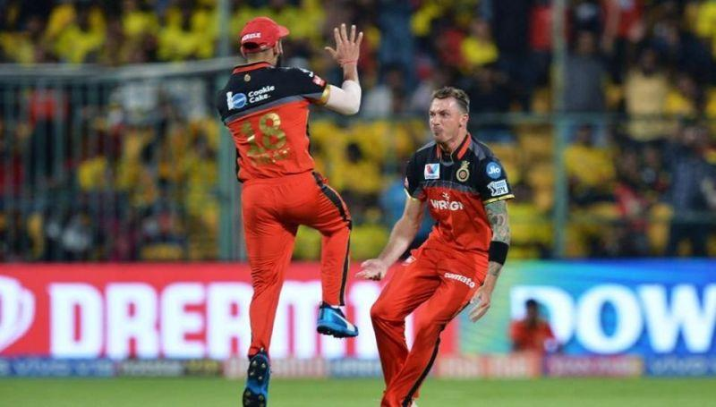 Dale Steyn wasn't retained by RCB.