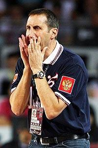 David Blatt, who has dual American-Israeli citizenship, has coached Russia's national team for six years