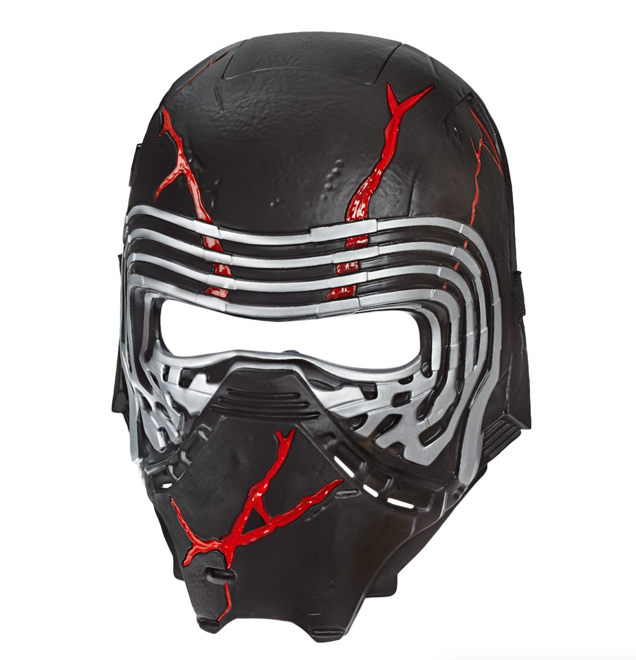 Kylo Ren Force Rage Mask (Photo: Hasbro)